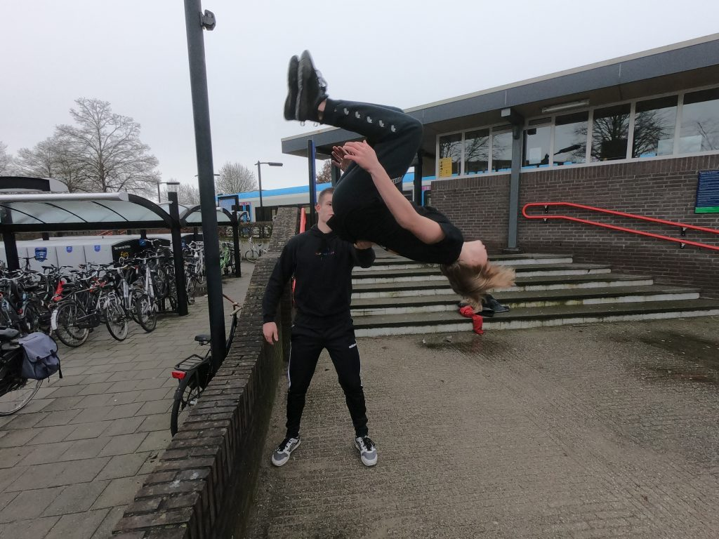 freerunning trainer