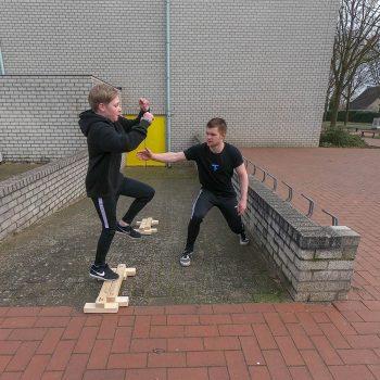 freerunning in doetinchem flipping taco